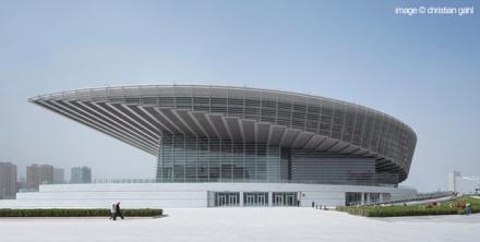 Grand Theater, Tianjin
